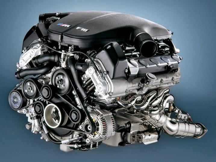 Дизельный двигатель BMW