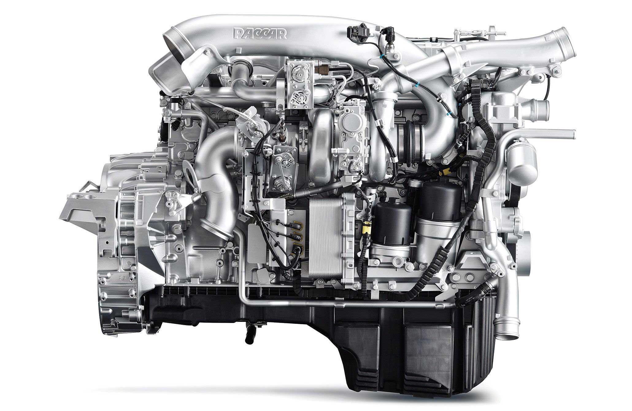 дизельный двигатель с турбиной