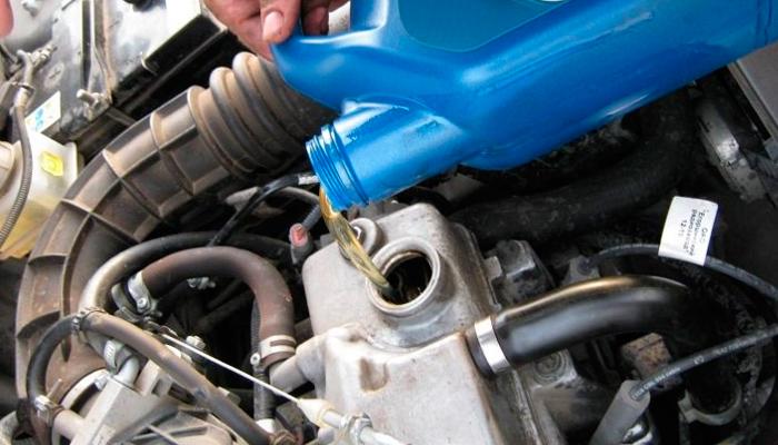 Периодичность замены масла в двигателе лада гранта