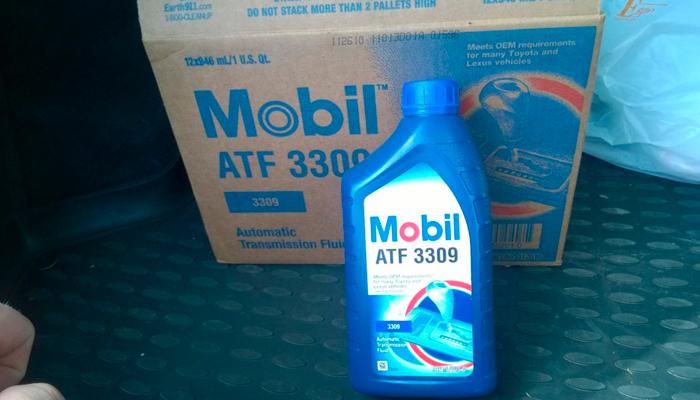 Mobil ATF 3309: обеспечьте трансмиссии идеальные условия работы