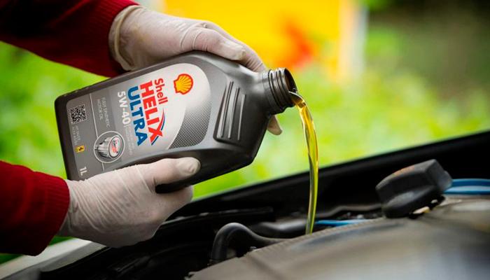 Моторное масло Shell Helix 5W40 Ultra: свойства, характеристики и особенности