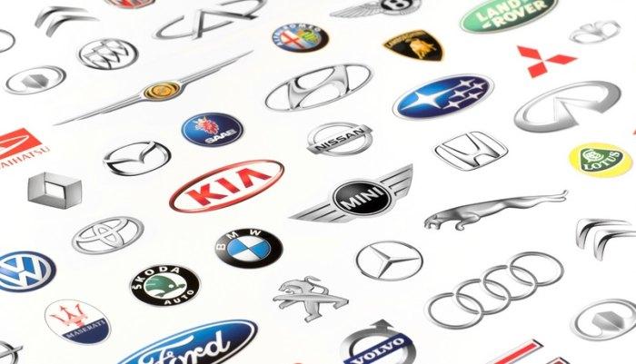 Известные марки автомобилей, их логотипы и производители