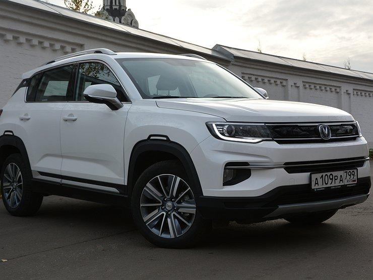 Хотите стильный и технологичный китайский автомобиль?